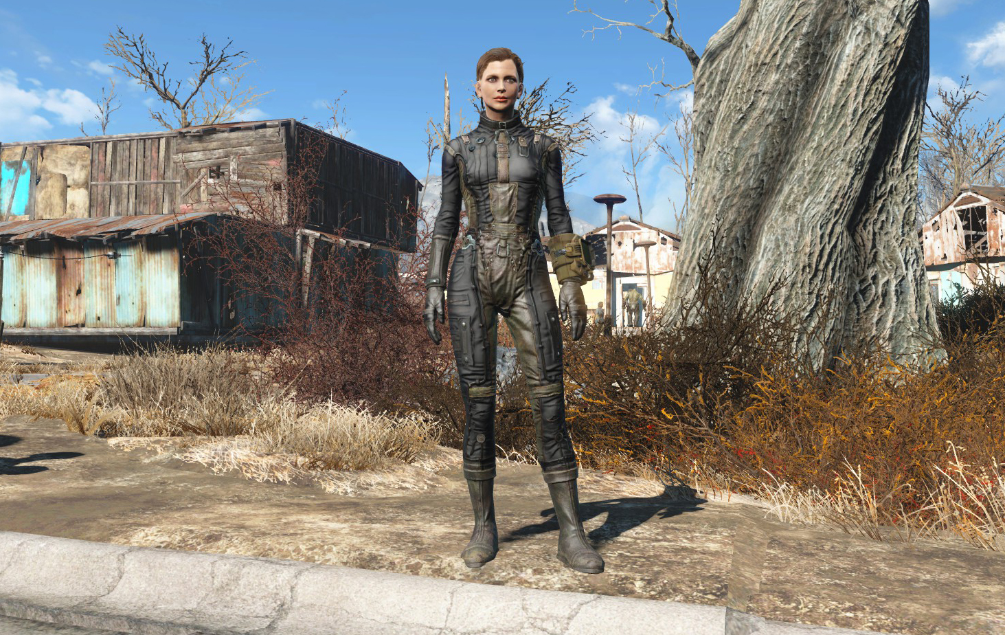 how to make companions wear armor in fallout 4
