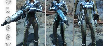 Colossus Bodysuit