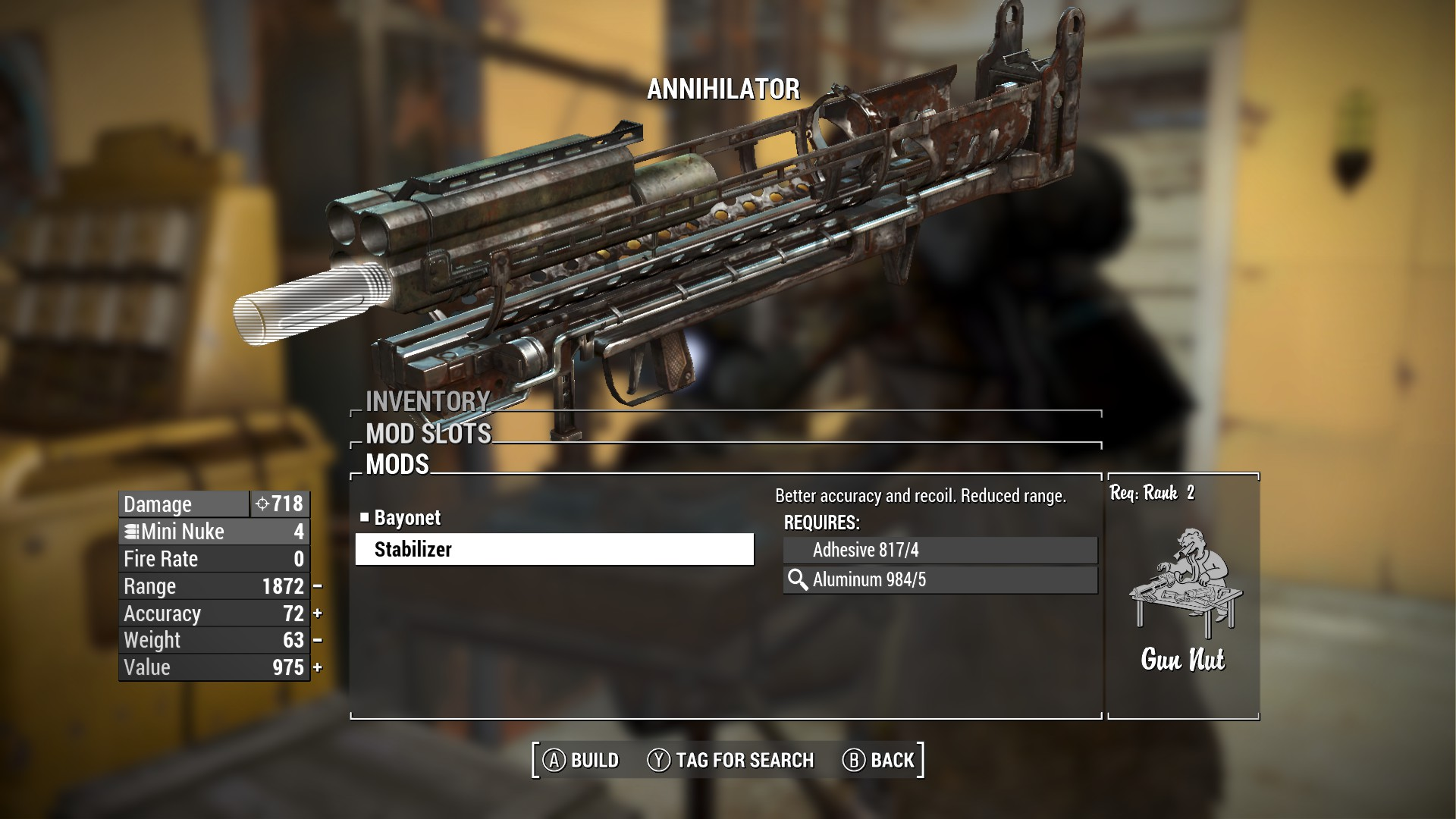 how to get gauss rifle ammo fallout 4