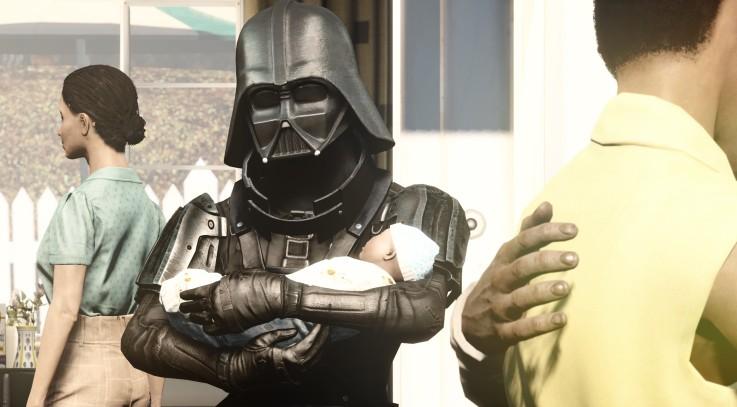 Darth Vader Helmet 4