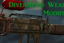 Diversified Weapon Modifications2