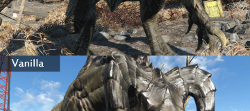 Fallout 4 Creature Visuals Enhanced 2