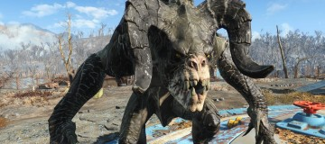 Fallout 4 Creature Visuals Enhanced 5