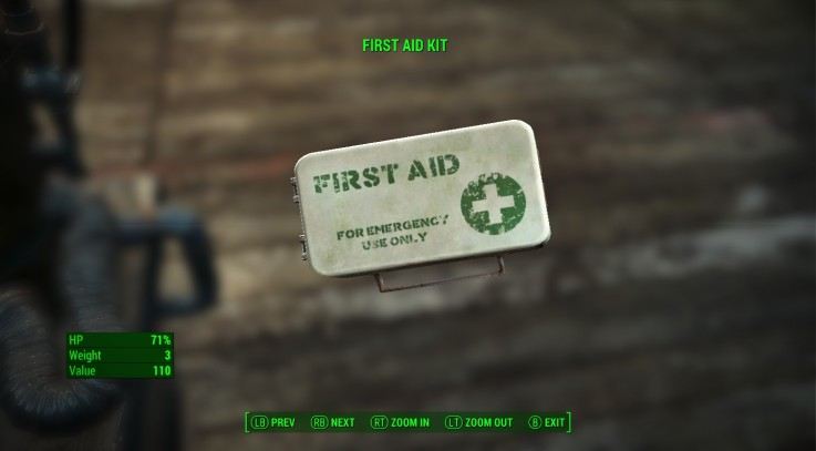 First Aid Kits (craftable)