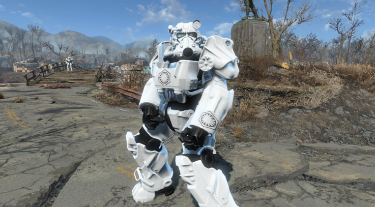 First Order Power Armor 2