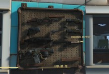 Functional Weapon Racks - Display your collection