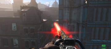 Gatling Laser Ammo Improvement