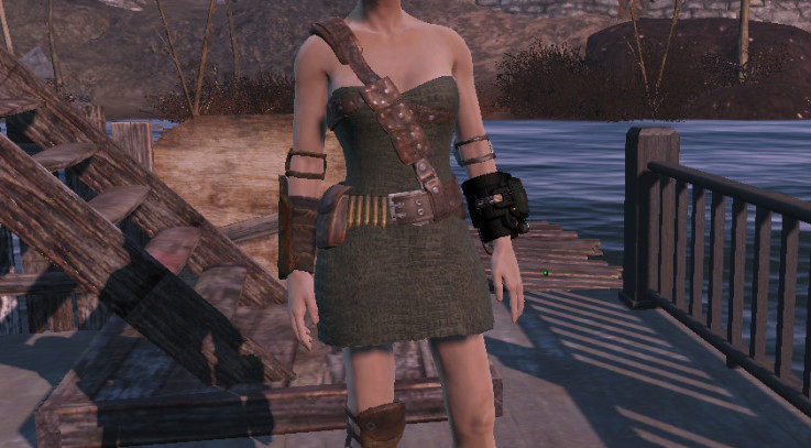 Gator Dress for Armorsmith Extended