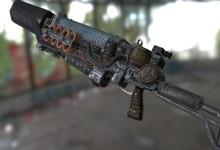 Gauss Rifle Retexture