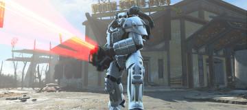 Godly Power Armor 2