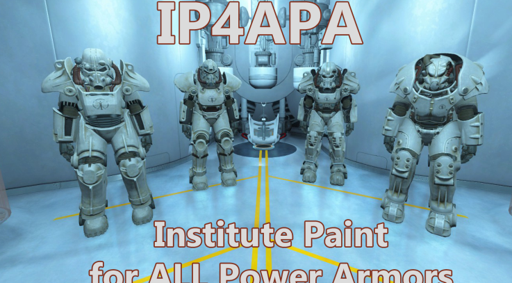IP4APA - Institute Paint for ALL Power Armors