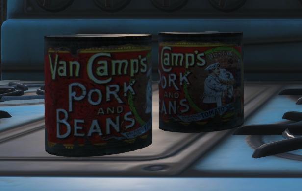 Immersive Boston Pork n Beans