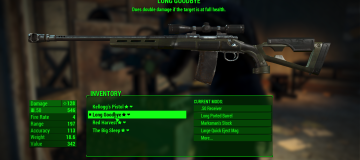 Improved .50 Hunting Rifle