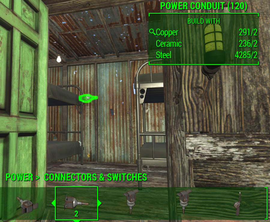 Insulated Power Conduits Fallout 4 Fo4 Mods