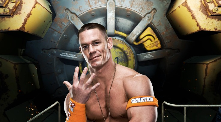 John Cena V.A.T.S Critical Sound Replacer For Fallout 4