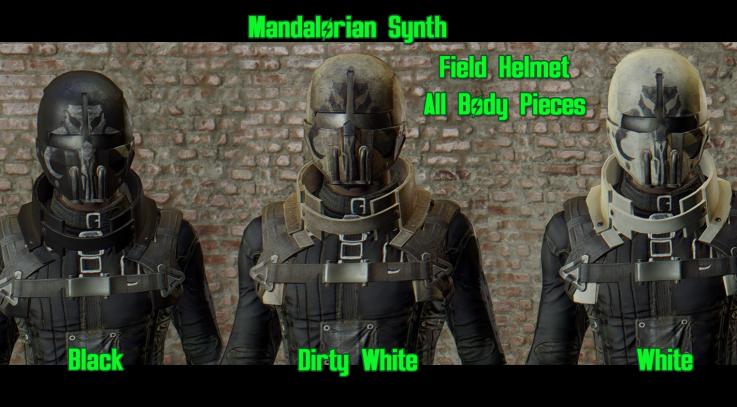 Mandalorian Synth