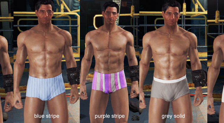 Mens Undies Set