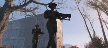 Minutemen Expanded Gear - Level List 2