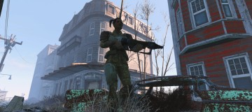 Minutemen Expanded Gear - Level List 3