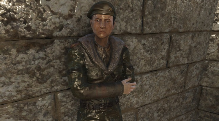 Minutemen uniform replacer. Custom Military Cap Replacer.