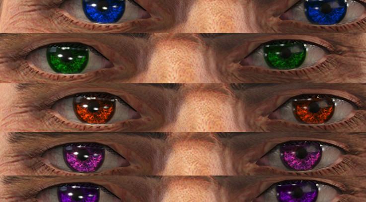New Neon Eyes