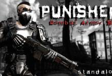 -PUNISHER- SA Combat Armor Set