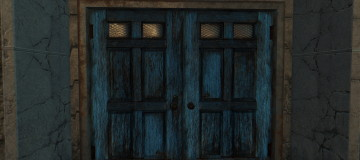 Painted Wood Doors HQ 2