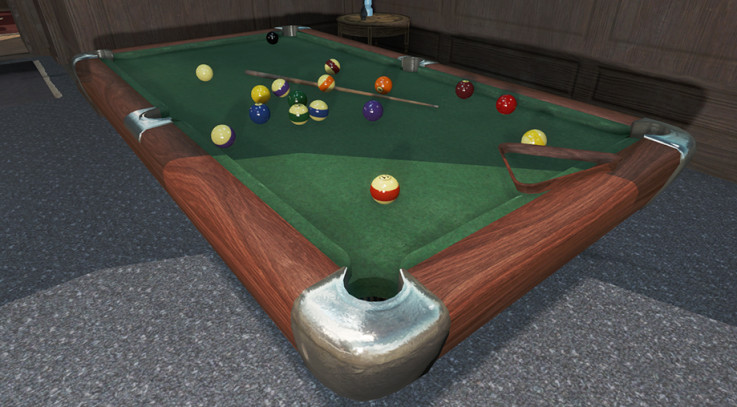 Pool Table HD Variants