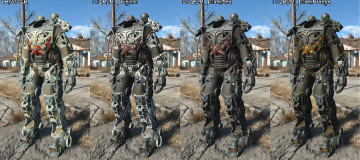 Power Armor Frame RECOLORED