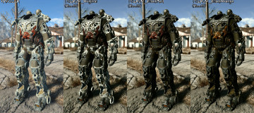 Power Armor Frame RECOLORED 1