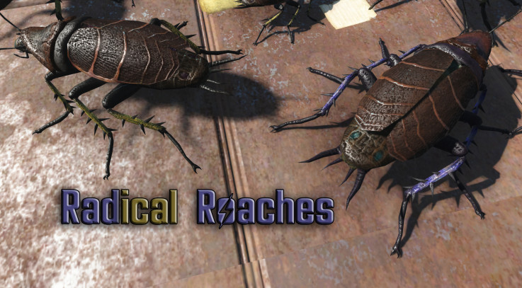 Radical Roaches