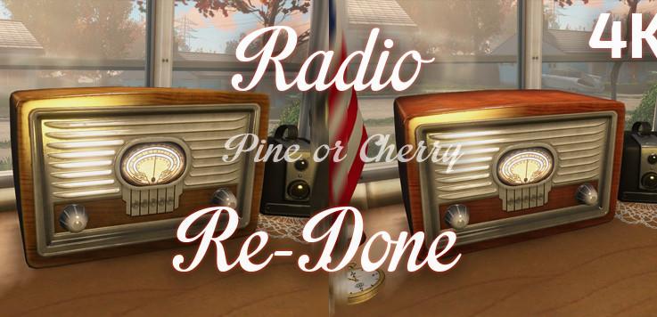 Radio Re-Done 4K