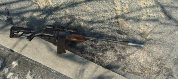 Recon Scope to Long Scope Mesh