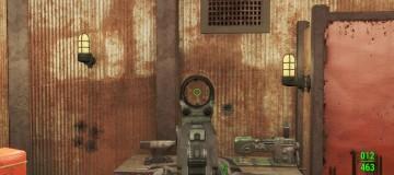 Reflex Sights for Deliverer 3