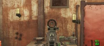Reflex Sights for Deliverer 4
