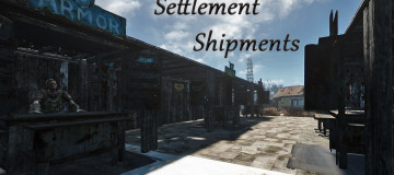Settlement Shipments