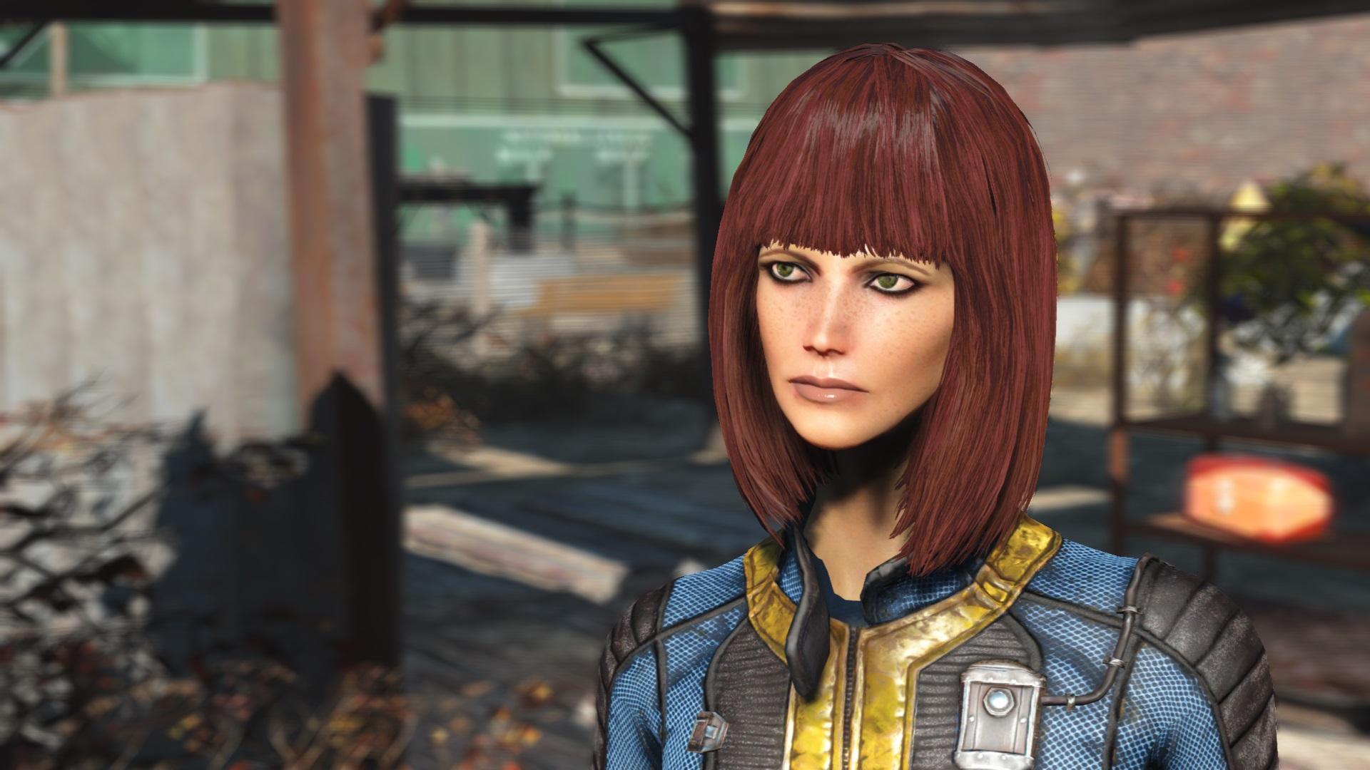 Sexy Piper - Fallout 4 / FO4 mods