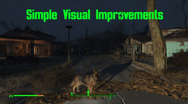 Simple Visual Improvements