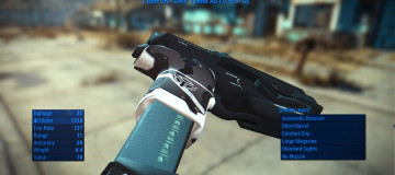 Stahl Arms STA-20 10mm Pistol (4k) by SenyaTirall 2