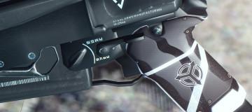 Stahl Arms STA-20 10mm Pistol (4k) by SenyaTirall  3