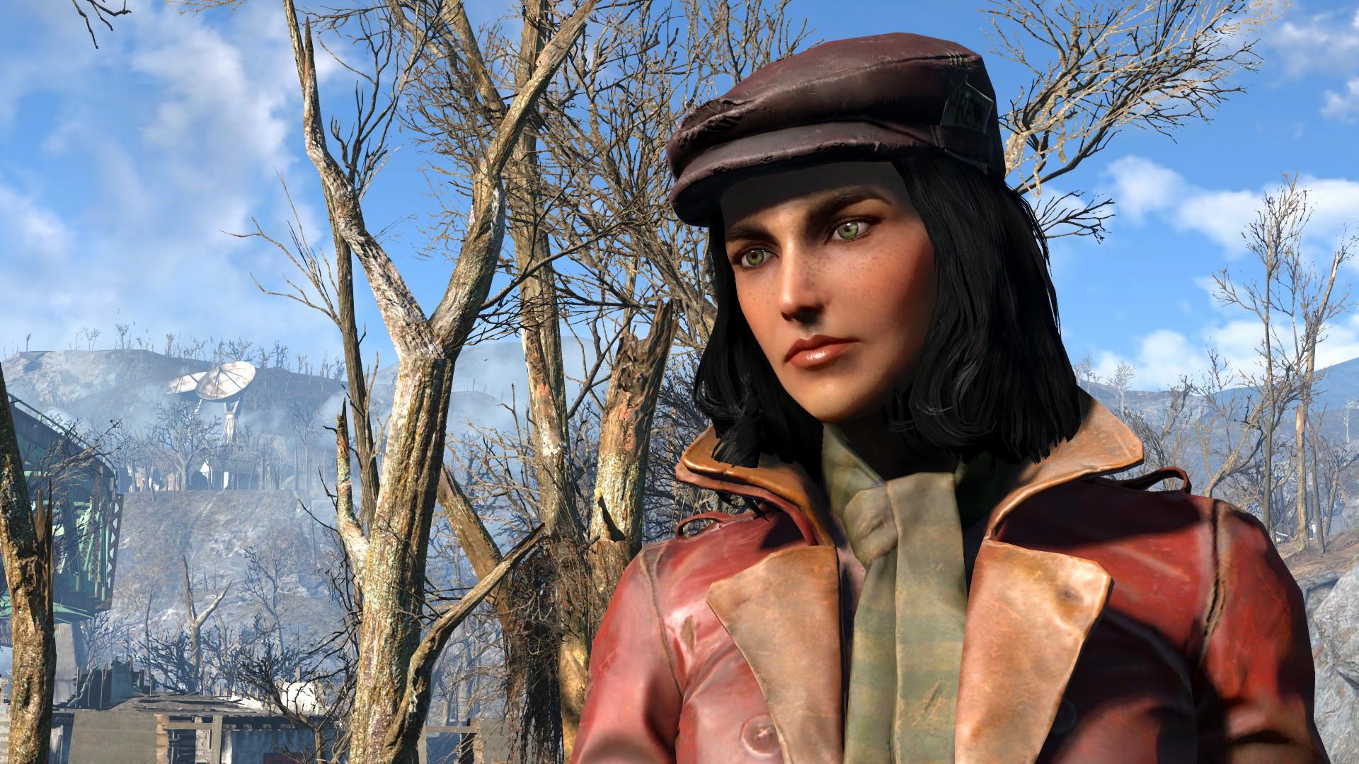 Fallout 4 Pranger