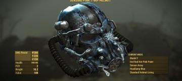 T60 power armor kryptek Neptune Camo By Radulykan3