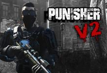 UNISHER v2 -Black Punisher Inspired Combat Armor- 2k