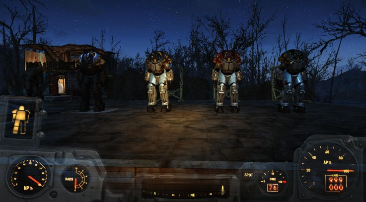 Unlock All Power Armor Paints Batch2