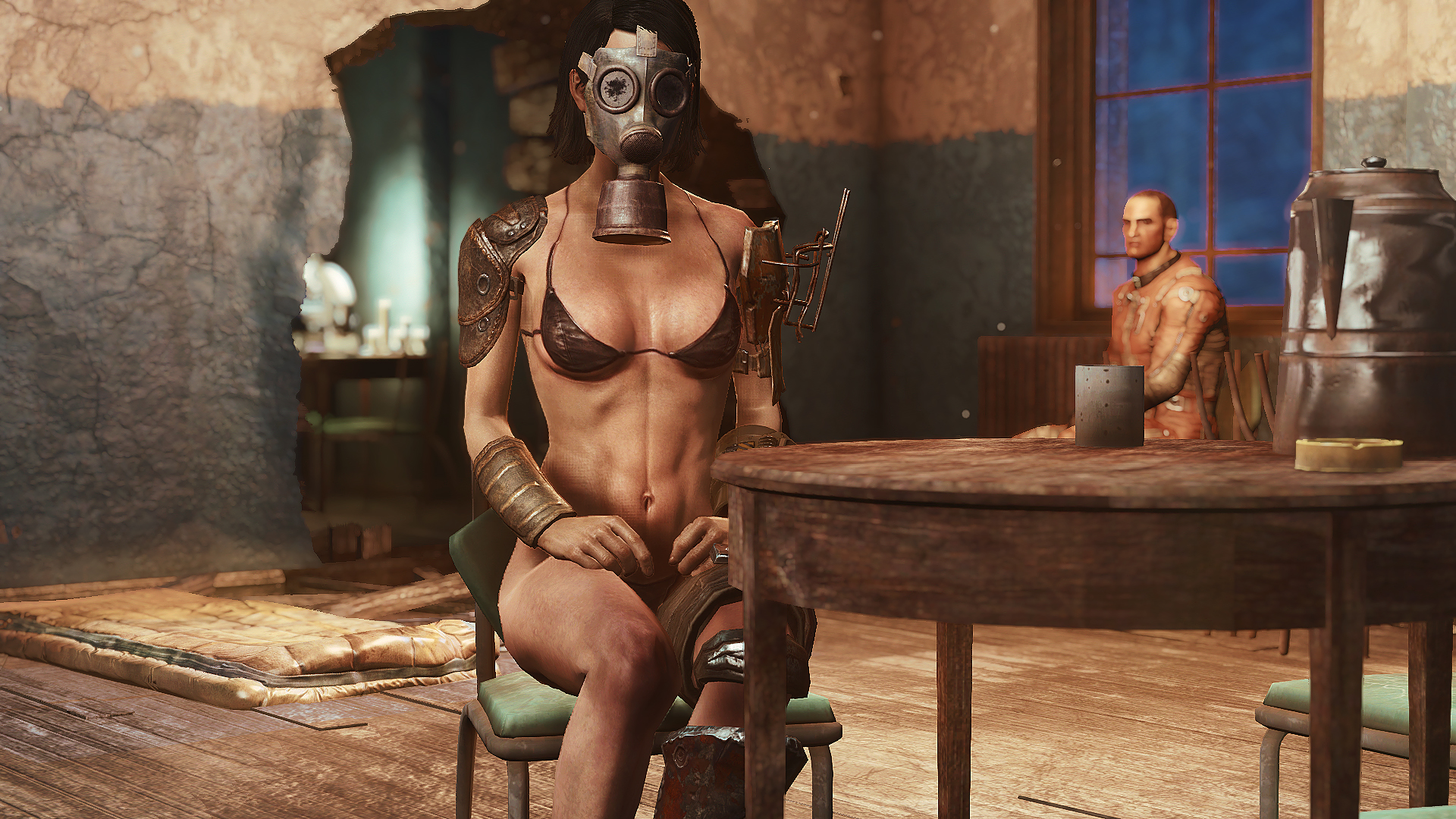 Fallout nude female cartoon videos