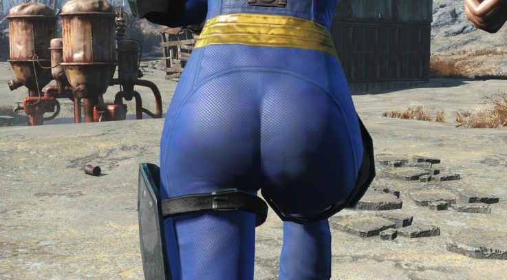 Vault Booty - Enhanced Female Vault Suit2