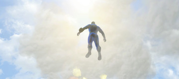 Vault Suit Jetpack Mod 2
