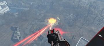 Vertibird Gatling Laser