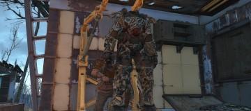 Vivid Fallout - Power Armor Frame
