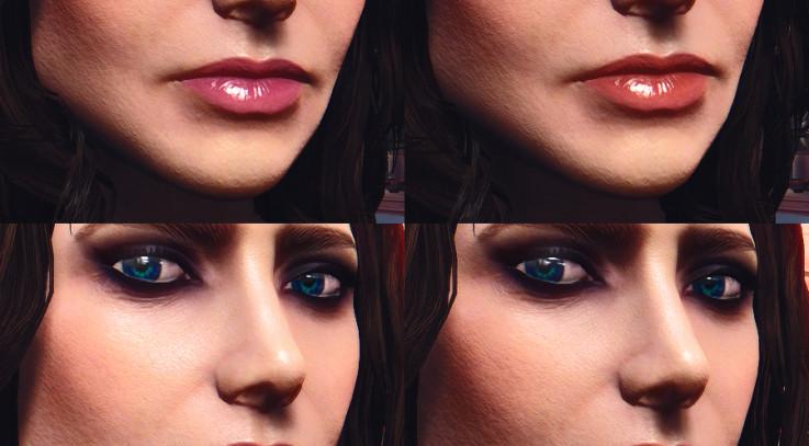 deLuxe - Lip Liner Mask